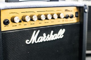 Buying a Guitar Amplifier on a Budget