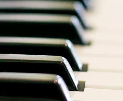 The keys of the Casio CTK-5200 keyboard recommended by the Sutherland Shire keyboard teachers at Do Re Mi Studios.